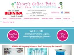 Nancy's Bernina Sewing Center