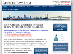 Gertler Law Firm
