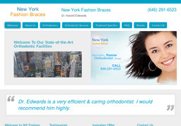 New York Fashion Braces