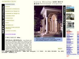 Nextects Architects - Larry Brisley Architect