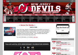 New Jersey Devils Youth Hockey Club
