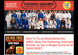 Training Grounds Jiu-Jitsu & MMA