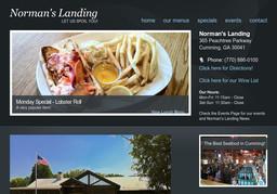 Norman's Landing Restaurant