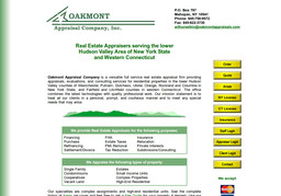 Oakmont Appraisal Co