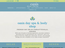 Oasis Day Spa & Body Shop