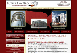 Butler - Howard G Attorney