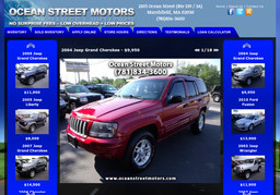 OceanStreet Motors Inc