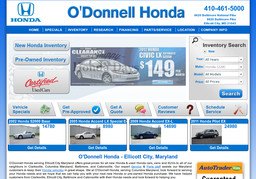 Ou0027Donnell Honda