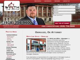 Wirth Law Office - Okmulgee