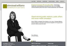 Olmstead Williams Communications