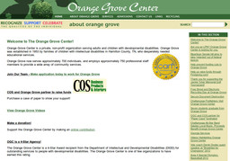 Orange Grove Center Inc