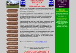 Buckner Freewill Baptist