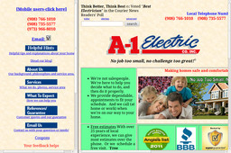A - 1 Electric Co - Inc