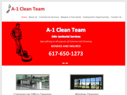 A-1 Clean Team Inc.