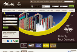 Atlantis Casino Resort Spa - Hotel Reservations Hotel Rooms
