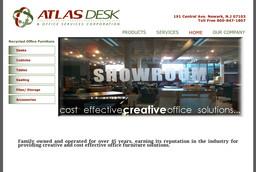 Strange Atlas Desk Office Equipment Corp In Newark Nj 973 242 Download Free Architecture Designs Scobabritishbridgeorg