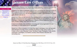 Hansen Peter W