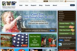 Audubon Zoo - Administration