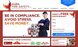 Aura Fire Safety