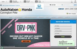 AutoNation Honda Covington Pike