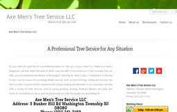 Axe Men's Tree Service LLC