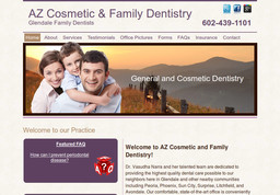 AZ Cosmetic & Family Dentistry