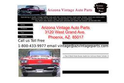 Arizona Vintage Parts