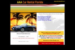 AAA Car Rental