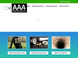 AAA Well & Pump Service