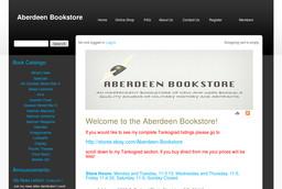 Aberdeen Bookstore