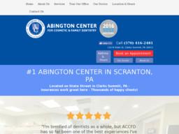 Abington Center for Cosmetic & Family Dentistry