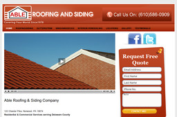Able Roofing & Siding Contractors