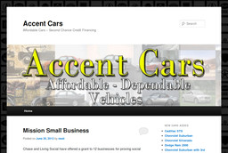 Accent Cars