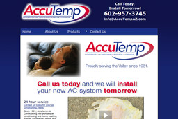 Accu - Temp Refrigeration