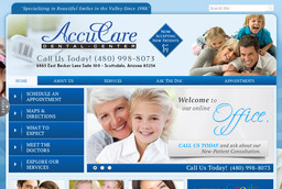 Accucare Dental Centers PC