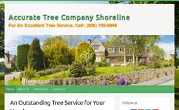 Accurate Tree Company Shoreline