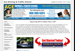 ACE Driving & Traffic School