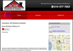 Acme Roofing & Siding Co