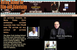 New York Acting School for Film and Television