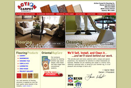 Action Cleaning & Restoration