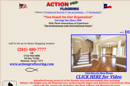 A - Action Professional Flooring