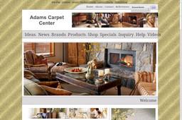 Adams Carpet Center