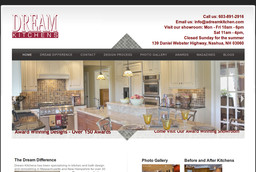 Dream Kitchens in Nashua, NH - 603-891-2916 | Bathroom and ...