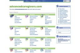 Advanced Caregivers