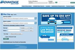 Advantage Car Rental Inc