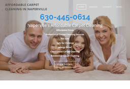 Affordable Carpet Cleaning On Ogden Ave In Naperville Il
