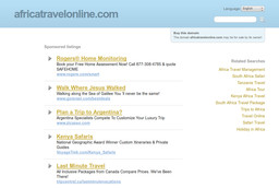 Africa Travel Management on 36th St in New York, NY - 212
