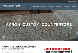 Akron Custom Countertops