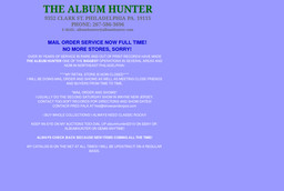 Album Hunter