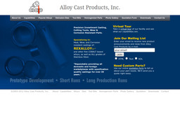 Alloy Cast Products Inc